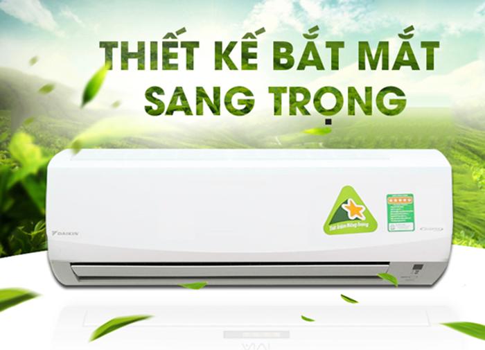 Máy lạnh DAIKIN Inverter 2.0 Hp FTKQ50SAVMV/RKQ50SVMV