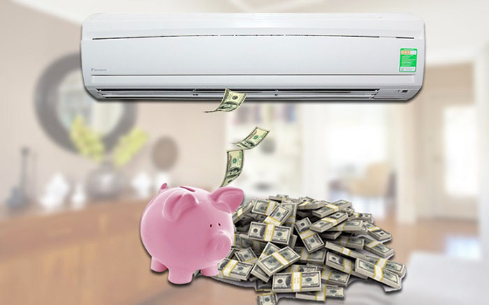 Chế độ Econo kết hợp công nghệ Inverter cho hiệu quả tiết kiệm năng lượng vượt trội