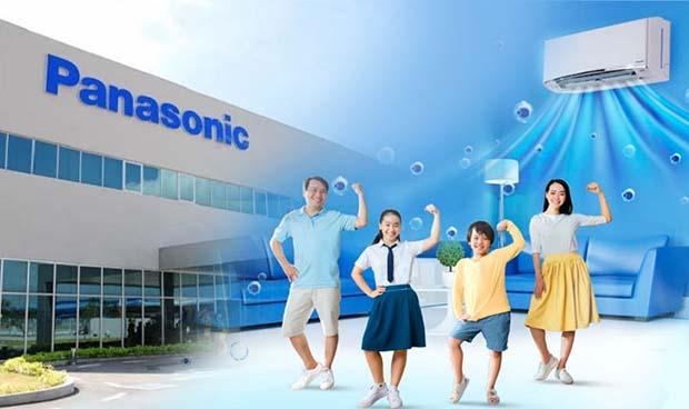 Điều hòa Panasonic được sản xuất từ nước nào