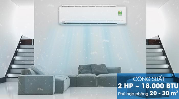 Máy Lạnh TOSHIBA 2.0 HP RAS-H18U2KSG-V