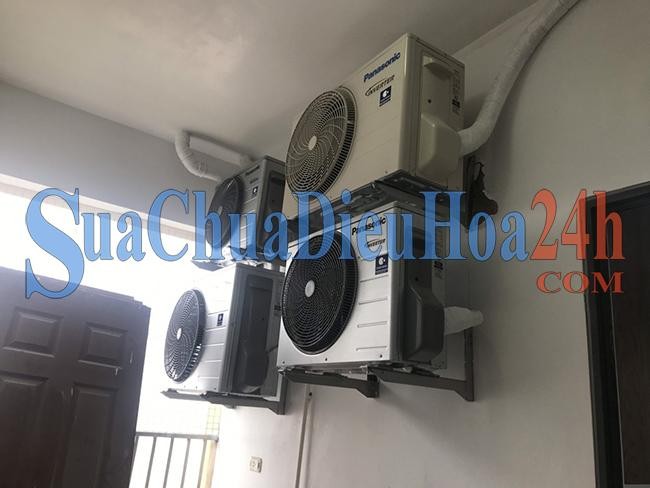 Cục nóng điều hòa có phải che không và nó có cấu tạo , tác dụng gì?