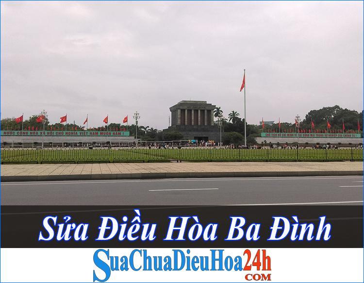Sửa Điều Hòa Ba Đình 2021 Nhanh Chóng Uy Tín Đảm Bảo