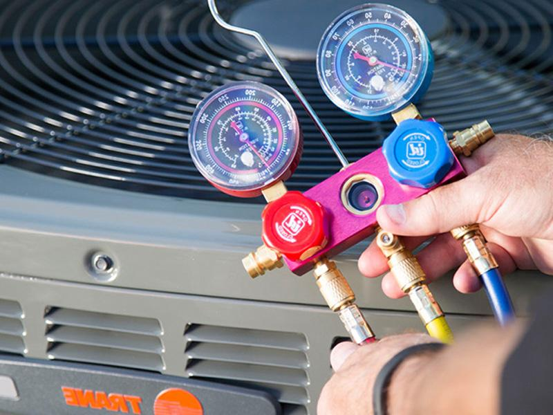 Cách sửa chữa điều hòa tại nhà khi máy chạy liên tục nhưng không lạnh